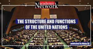 the functions of united nations